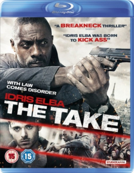 The Take (Bastille Day) [Blu-ray]