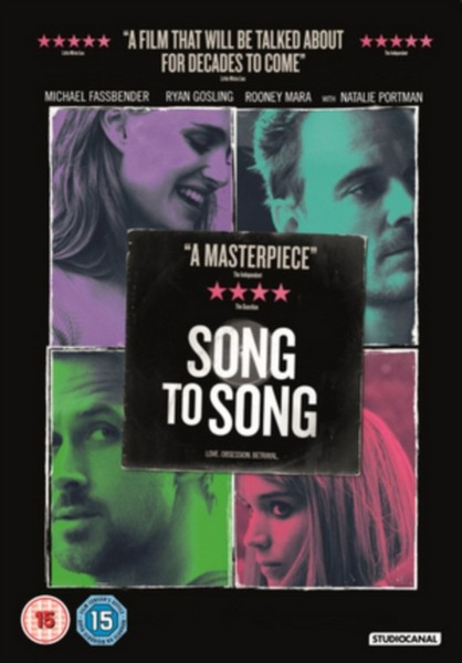 Song To Song (2017) (DVD)