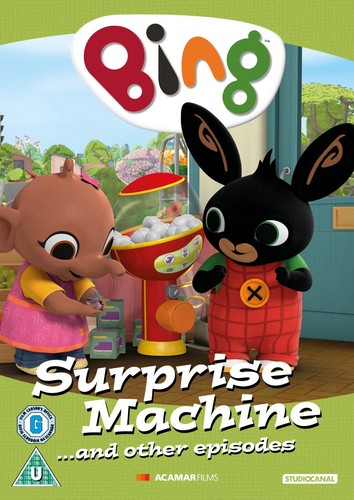 Bing: Surprise Machine And Other Episodes (DVD)