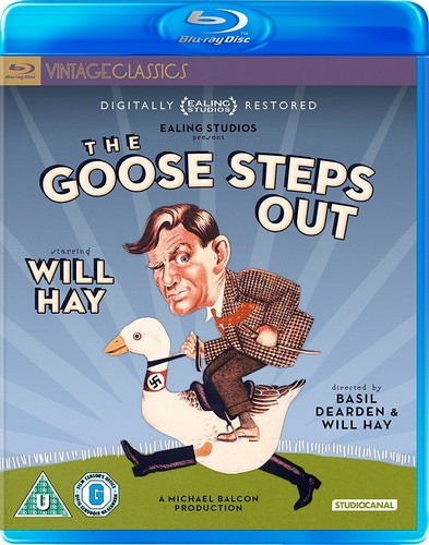 The Goose Steps Out - 75th Anniversary (Digitally Restored)  [1942] (Blu-ray)