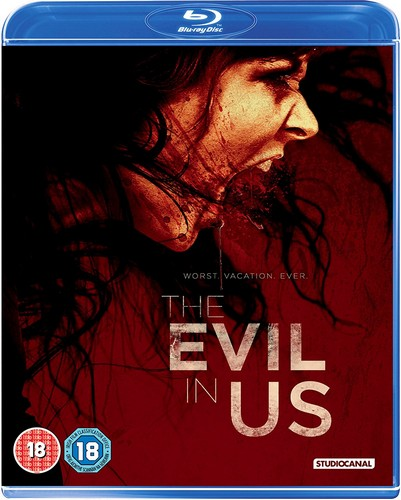 The Evil In Us [Blu-ray] (Blu-ray)
