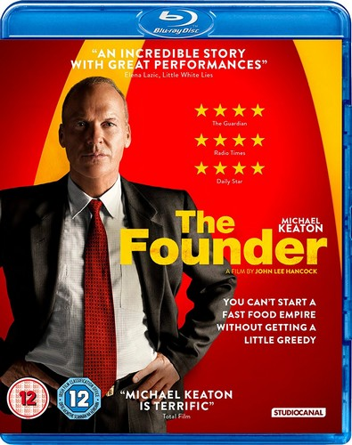 The Founder  (Blu-ray)