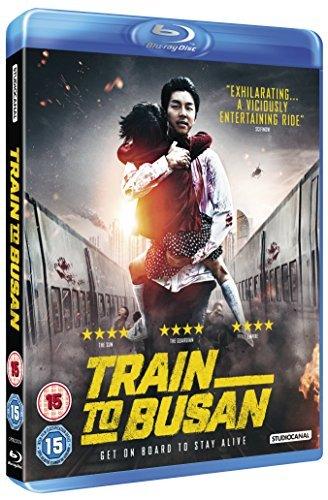 Train To Busan (Blu-Ray)