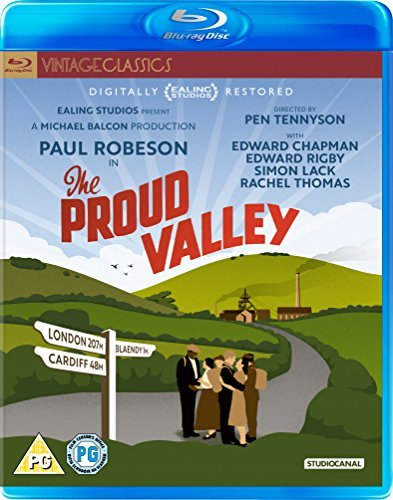 Proud Valley (Blu-Ray)