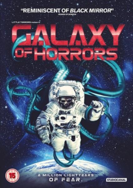 Galaxy Of Horrors (DVD)
