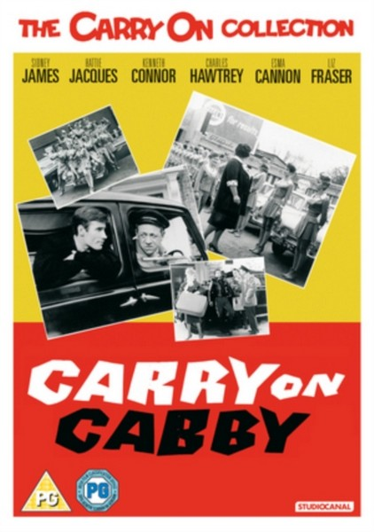 Carry On Cabby [2017]