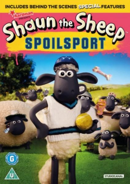 Shaun The Sheep - Spoilsport