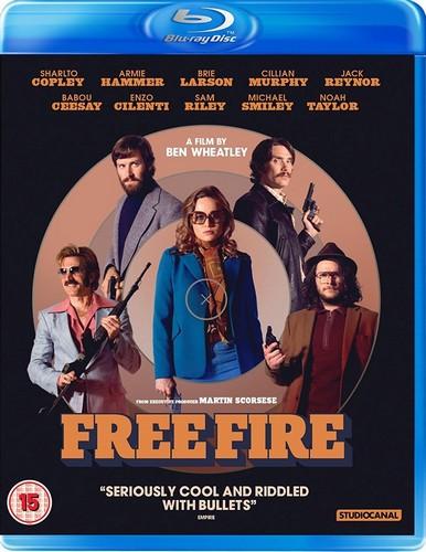 Free Fire  [2017] (Blu-ray)