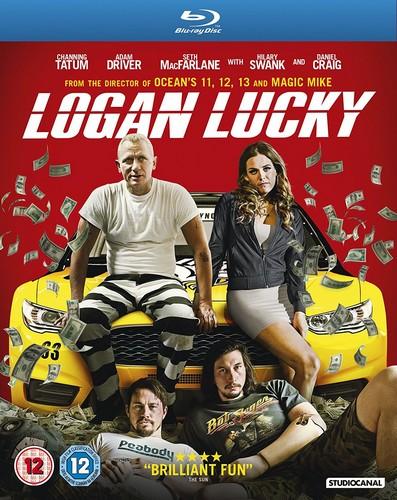 Logan Lucky [Blu-ray] [2017] (Blu-ray)