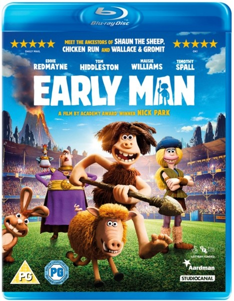 Early Man  [2018]