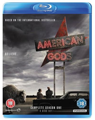 American Gods  [2017] (Blu-ray)