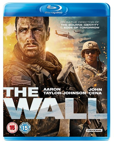 The Wall [Blu-ray] [2017] (Blu-ray)