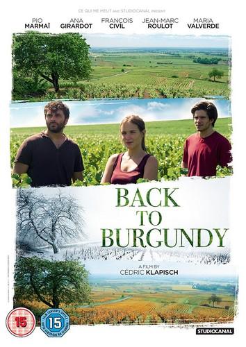 Back To Burgundy [DVD]