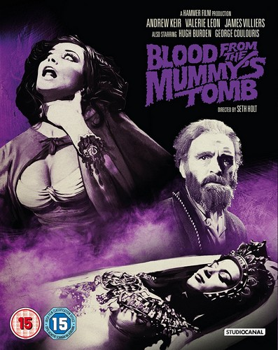 Blood From The Mummy's Tomb (Doubleplay Blu-ray / DVD ) (1971)