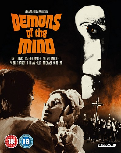 Demons Of The Mind (Doubleplay Blu-ray / DVD ) (1972)