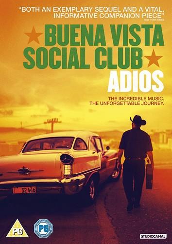Buena Vista Social Club: Adios [DVD]
