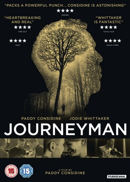 Journeyman [DVD] [2018]