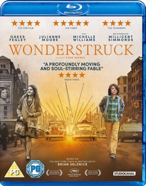Wonderstruck  [2018] (Blu-ray)