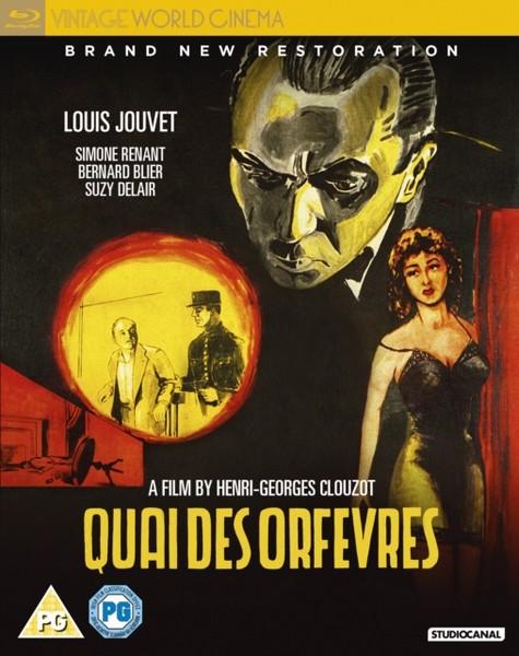 Quai Des Orfevres (1947) (Blu-ray)