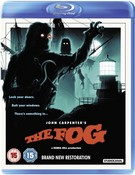 The Fog (2018) (Blu-ray)