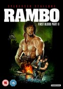Rambo: First Blood Part II (DVD) (2018)