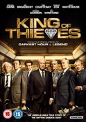 King of Thieves (DVD) (2018)