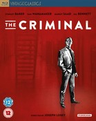 The Criminal (Blu-Ray)
