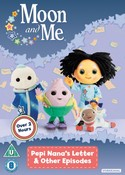 Moon And Me - Pepi Nana's Letter & Other Episodes (DVD)