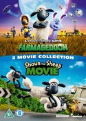 The Shaun the Sheep 2 Movie Collection (DVD)