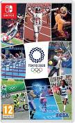 Olympic Games Tokyo 2020 The Official Video Game (Nintendo Switch)