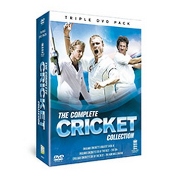 The Complete Cricket Collection (DVD)