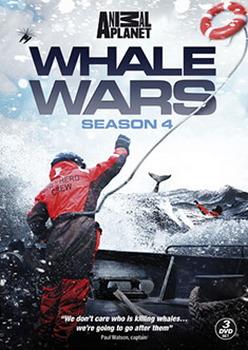 Whale Wars - Season 4 (DVD)