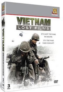 Vietnam:  Lost Films (DVD)