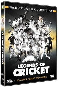 Legends Of Cricket: Warne  Sobers And Bradman (DVD)