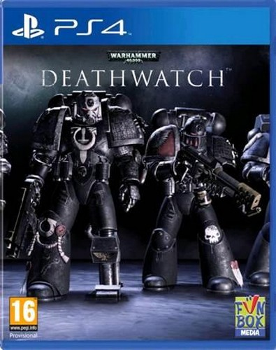 Warhammer 40 000: Deathwatch (PS4)