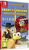 Crazy Chicken Shooter Edition [Code-In-A-Box] (Nintendo Switch)