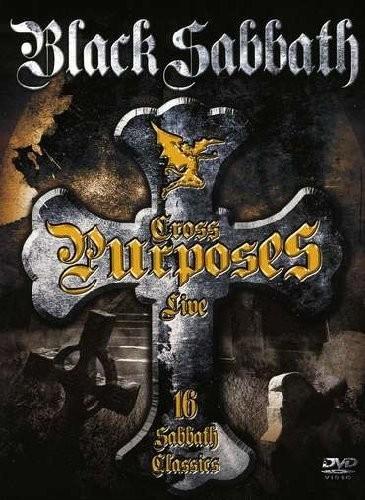 Black Sabbath - Cross Purposes Live (Live Recording)