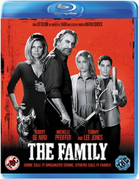 The Family (BLU-RAY)