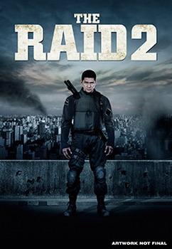 The Raid 2 (DVD)