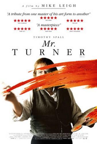 Mr Turner [Blu-ray]