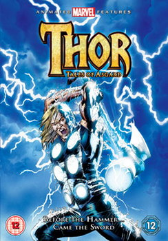 Thor: Tales Of Asgard (Movie Drafting Edition) (DVD)
