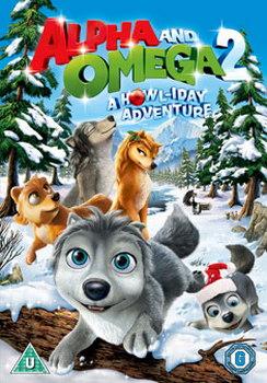 Alpha & Omega 2: A Howl-Iday Adventure (DVD)