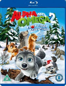 Alpha & Omega 2: A Howl-iday Adventure (Blu-Ray)