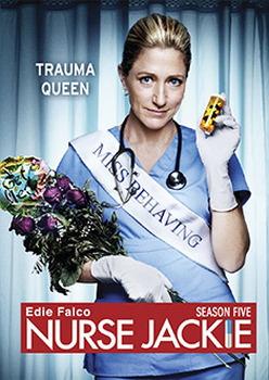 Nurse Jackie: Season 5 (DVD)