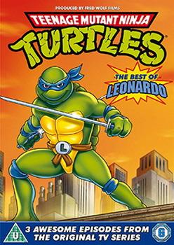 Teenage Mutant Ninja Turtles: Best Of Leonardo (DVD)
