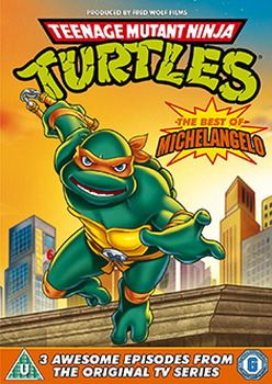 Teenage Mutant Ninja Turtles: Best Of Michelangelo (DVD)