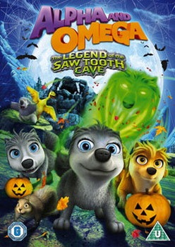 Alpha & Omega: Saw Tooth Cave (DVD)