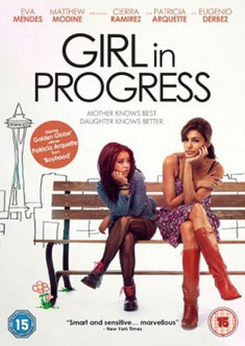 Girl In Progress (DVD)