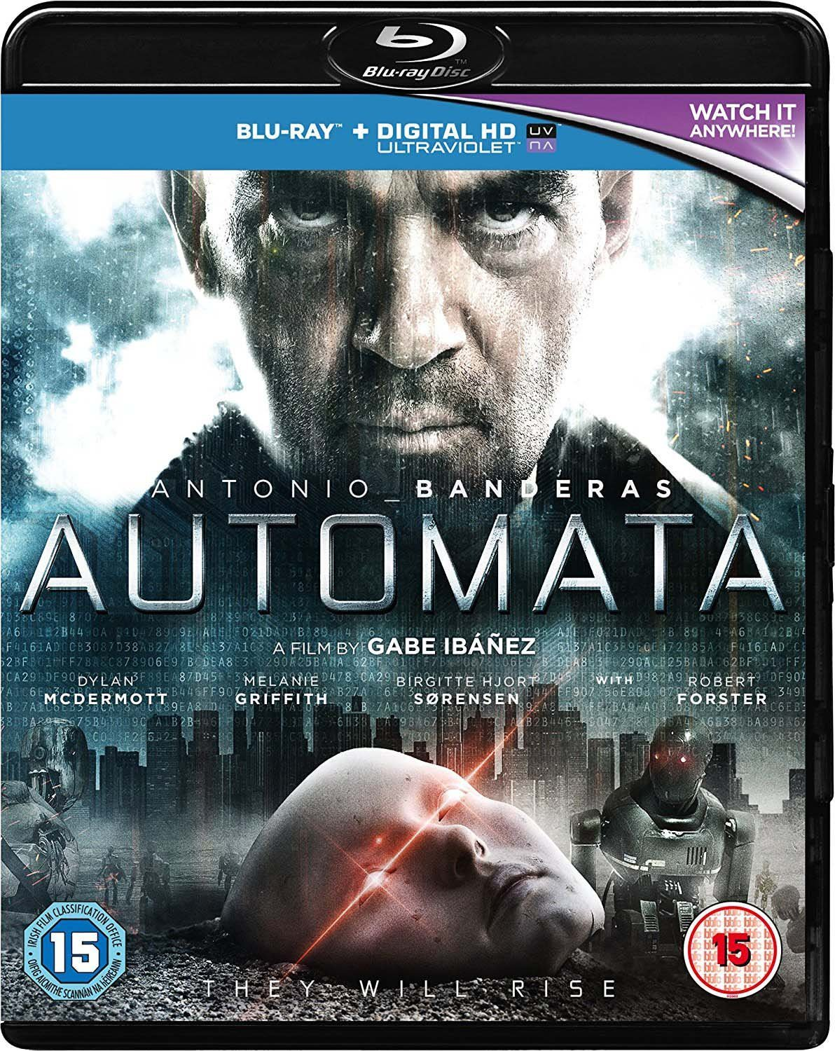 Automata [Blu-ray + UV Copy]