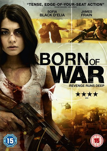Born Of War (DVD)